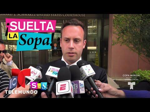 Esteban Loaiza en juicio federal | Suelta La Sopa | Entretenimiento