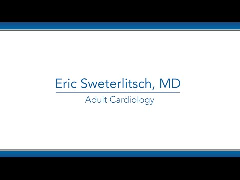 Eric Sweterlitsch, MD video thumbnail