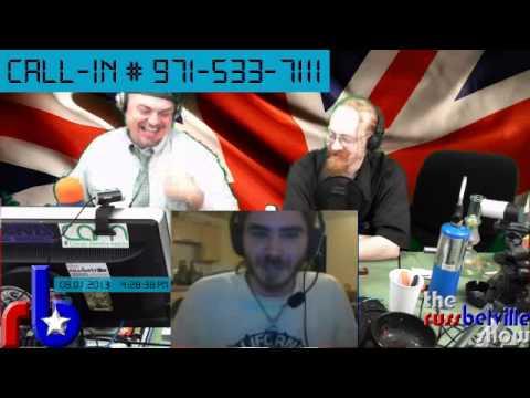 Toker Talk Radio #249 - Callers from Nebraska and United Kingdom