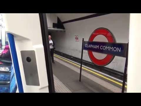 Full Journey Morden to High Barnet Via Charing Cross