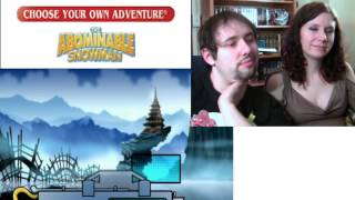 Let's Play Choose Your Own Adventure: The Abominable Snowman - Part 2