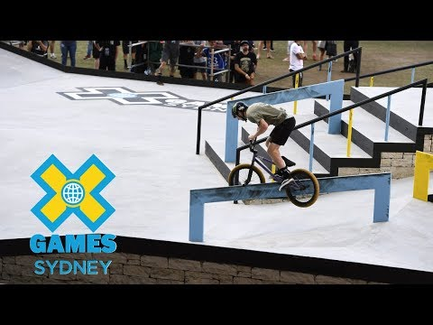 FULL SHOW: BMX Street Final at X Games Sydney 2018
