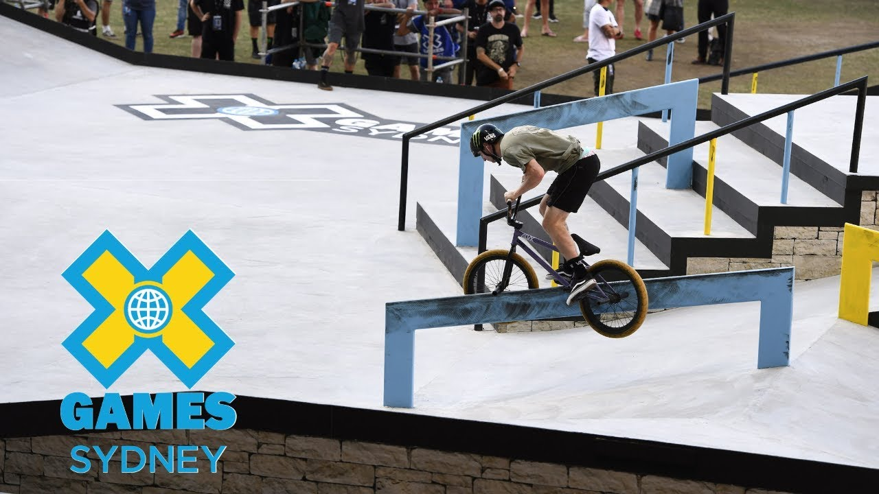 FULL SHOW: BMX Street Final at X Games Sydney 2018
