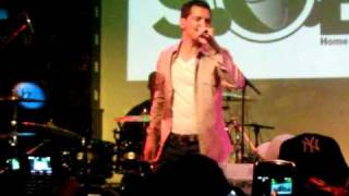 "El DeBarge: Switch Medley: ""There"