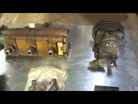 4x4 Wrecker Build Part 16 It's All About The Hydraulics!!
