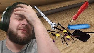 "Najgorszy ""ZRÓB TO SAM"" Symulator? - DIY Simulator"