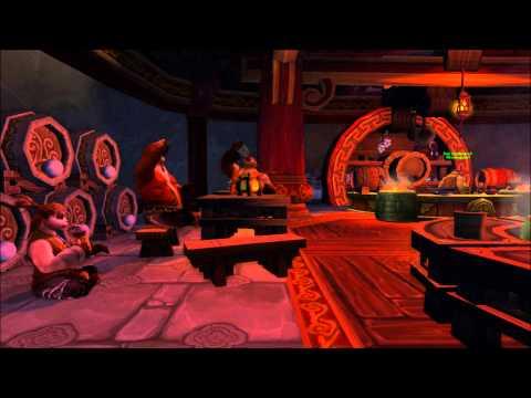 Innkeeper Music - Mists Of Pandaria