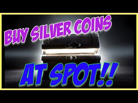 The QUICKEST & EASIEST Way To Buy Silver Bullion AT SPOT!