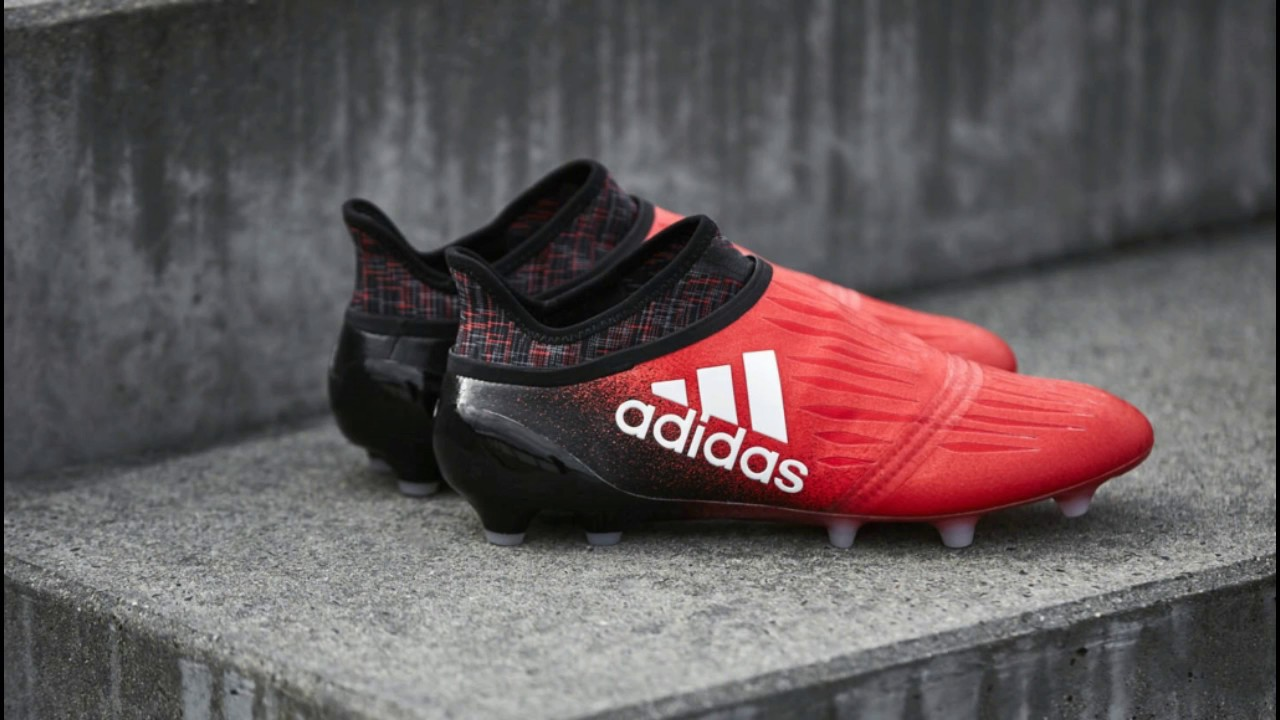 Adidas Purechaos Red Limit