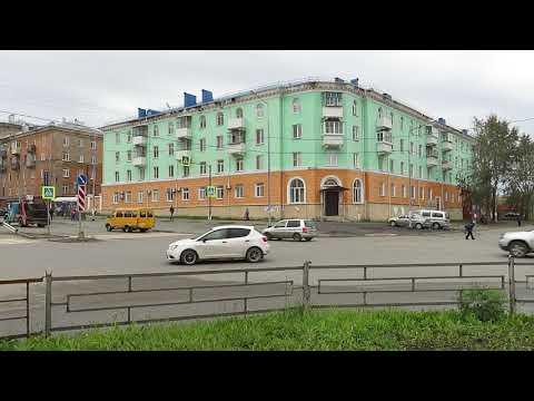 Ул. Вогульская. Нижний Тагил.
