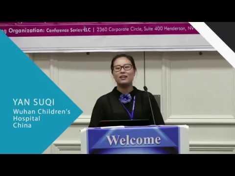 Yan Suqi | China | Pediatric Gastroenterology  2016 | Conference Series LLC