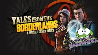 tales from the Borderlands - кинцо от Telltale Games на Android (обзор / review)