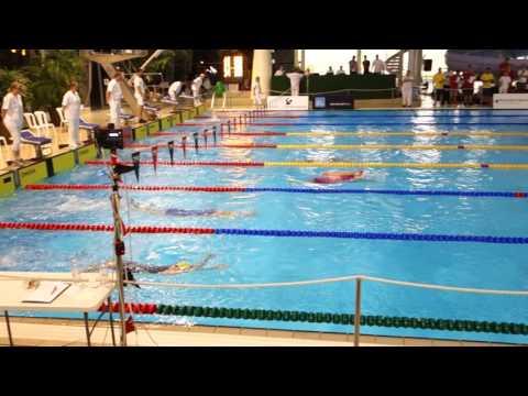 Final 200m medley NM Kolding
