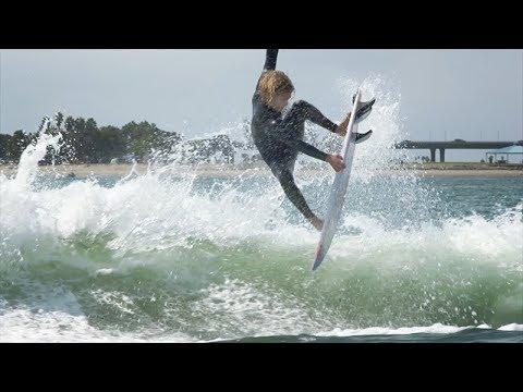 The Wake Surf Challenge