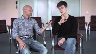 Центр Аллена Карра в Санкт-Петербурге: интервью с вблогером Антоном Степановым