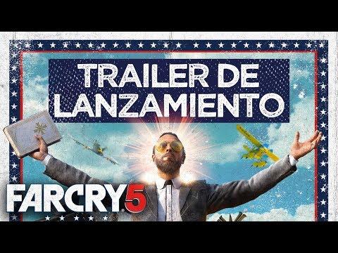 Far Cry 5 - Trailer de Lanzamiento