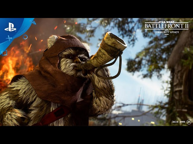 Star Wars Battlefront 2: The Age of Rebellion - Community Update | PS4