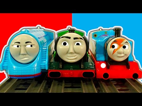 Thomas The Great Race Trophy Thomas Flying Scotsman Shooting Star Gordon Trackmaster Ashima Blooper