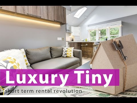 Luxury Tiny Home Boulder Colorado Airbnb Rental
