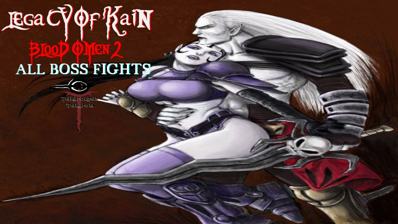 Legacy Of Kain Blood Omen 2 All Boss Fights YouTube
