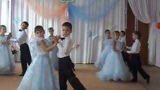 танец Вальс Анастасии на английском
