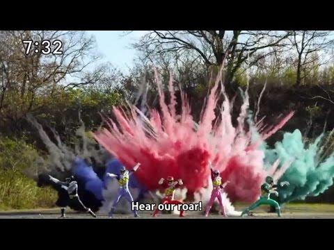 獣電戦隊キョウリュウジャー 12 | Zyuden Sentai Kyoryuger Episode 12