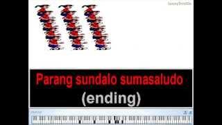 Magmartsa Tayo - K-12 MAPEH Song (Grade 2)