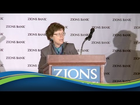 Zions Bank Trade and Business Conference: Emerging Markets & the U.S. Economy