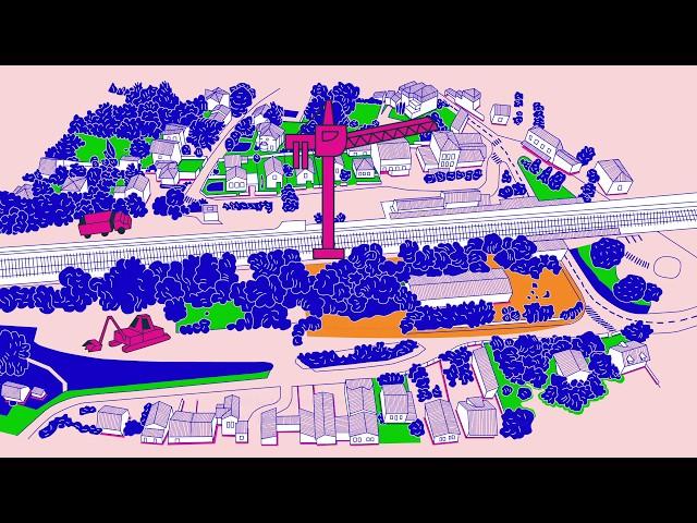 Réaménagement du pôle gare de Saint-Michel : diagnostic et objectifs
