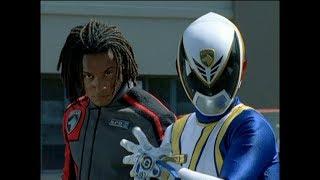 """Power Rangers S.P.D. - Omega Ranger vs Mirloc   Episode 25 """"Reflection Part 2"""""""