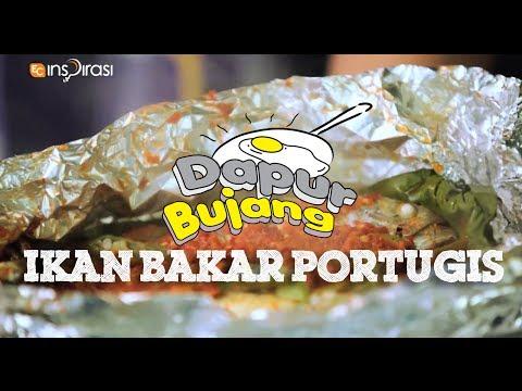 #DapurBujang: Ikan Bakar Portugis.