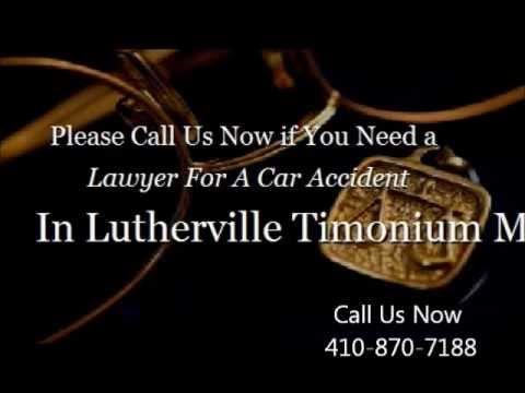 Best Car Accident Lawyer Timonium MD