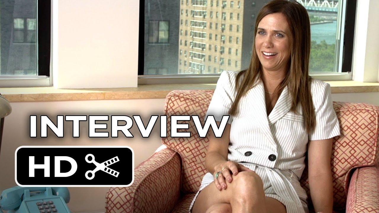The Secret Life Of Walter Mitty Interview Kristen Wiig 2013 Ben Stiller Movie Hd Youtube