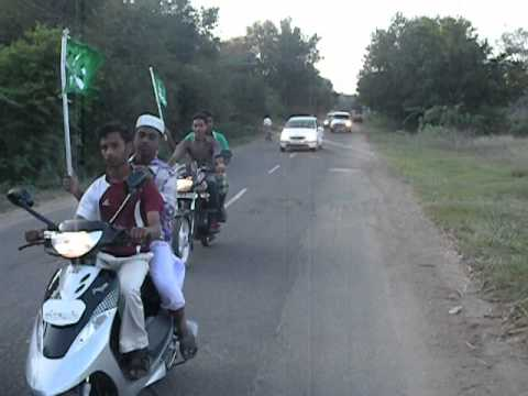 ALL INDIA MUSLIM LEAGUE is in Thanjoor district