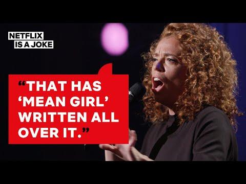Michelle Wolf: Titanic Explains How White Women Are the Problem | Netflix Is A Joke