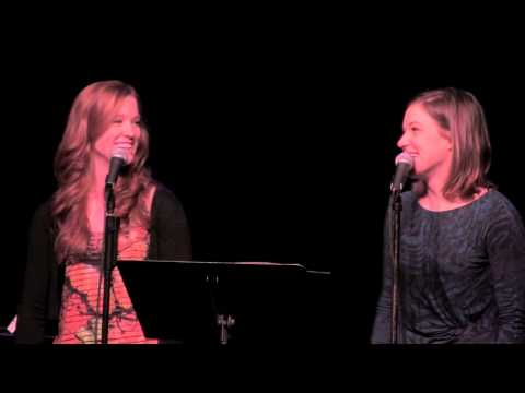 "Kennedy Caughell & Caitlyn Caughell - ""I Will Never Leave You"" (Bill Russell & Henry Krieger)"