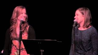 """Kennedy Caughell & Caitlyn Caughell - """"I Will Never Leave You"""" (Bill Russell & Henry Krieger)"""