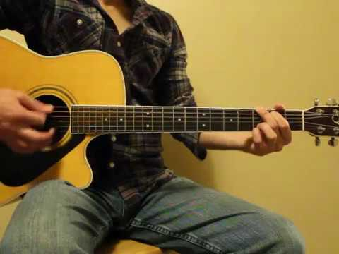 Tulsa Texas - Easton Corbin - Guitar Lesson