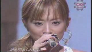 [고전 영상] [일본음악] hamasaki ayumi-010925-Dearest-AX Music Factory[Talk+Live]