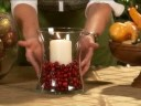 QVC's Holiday Helpers: Eco-Centerpieces
