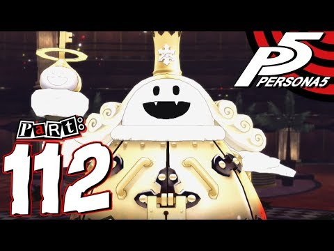 Persona 5 - Part 112 - Ice Cold Tyrant