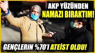 AKP Yüzünden Namazı Bıraktım