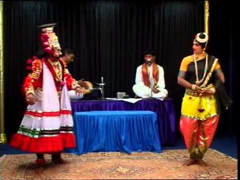 Yakshagana: Bhagavathike by Sathish shetty Patla..