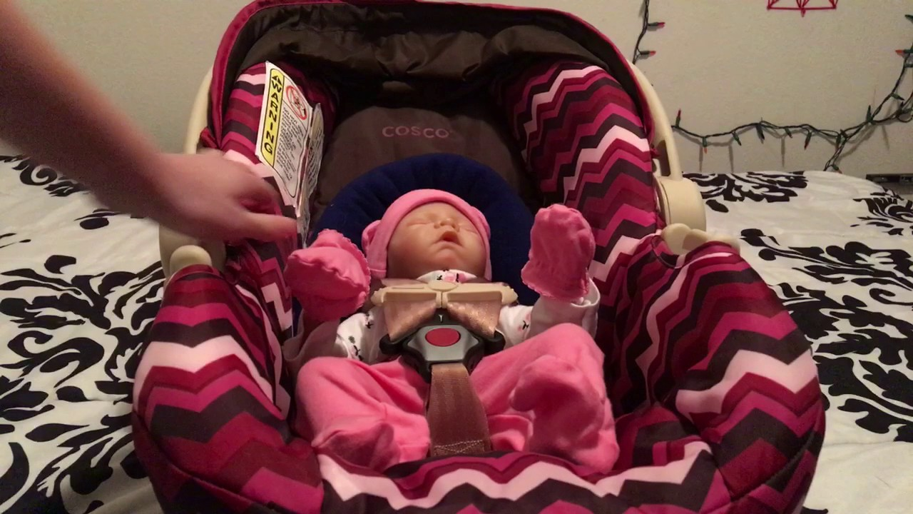 How To Make Your Reborn Look Realistic In A Car Seat Youtube