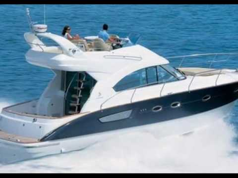 Charter motor yacht Antares 12 in Greece.wmv
