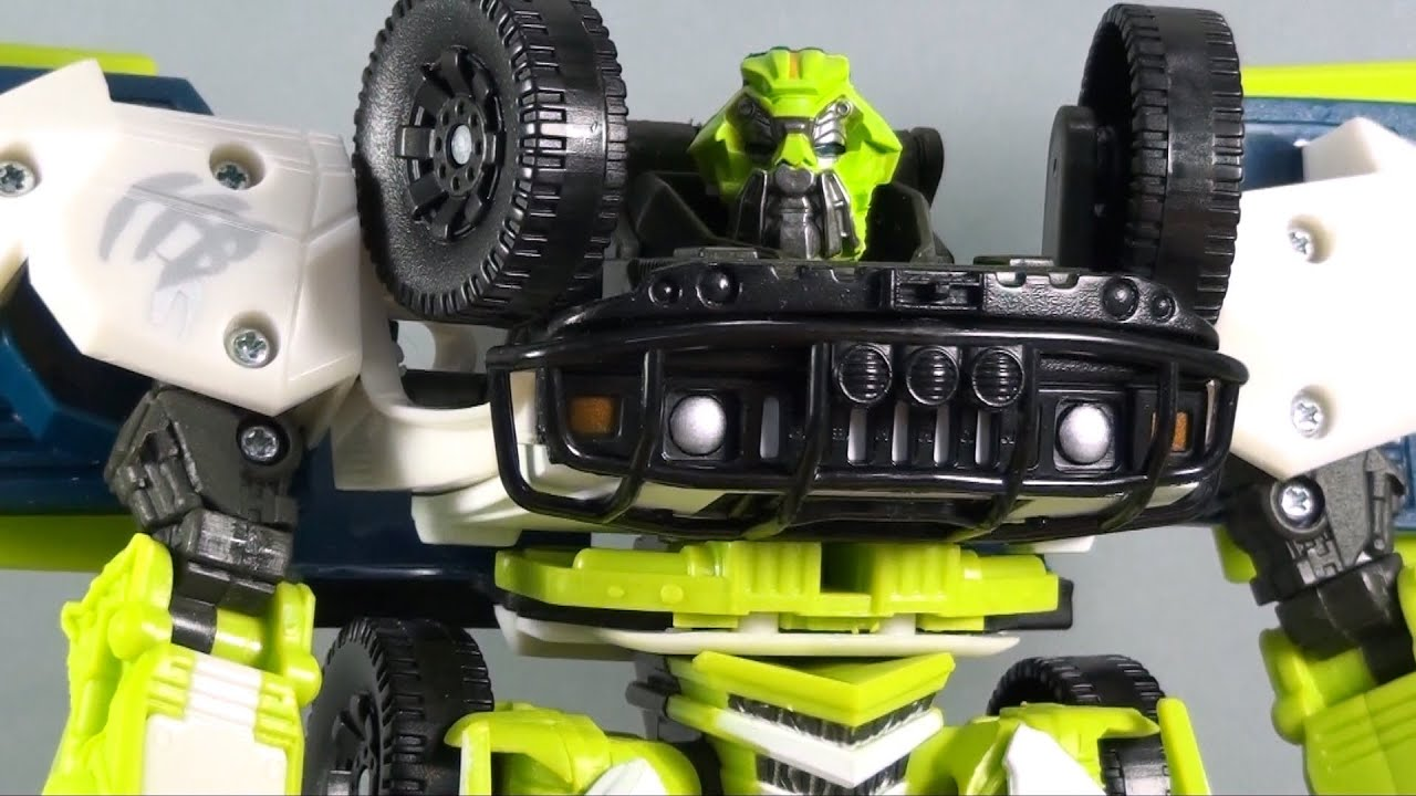 Video Review of the Transformers 3 Dark of the Moon (DOTM ...