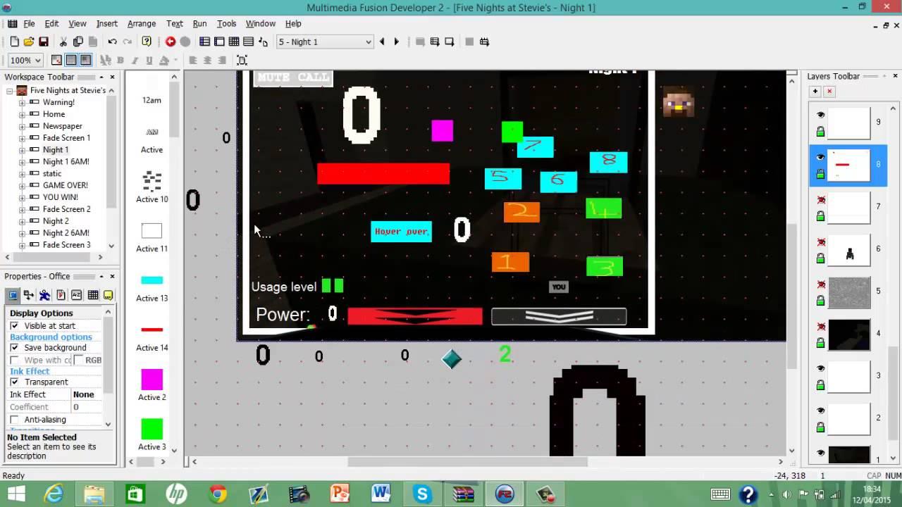 Multimedia fusion 2 game tutorials