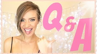 Q&A: Plastic Surgery, Makeup Shaming, My Fiance, My Highschool Experience | Stephanie Lange