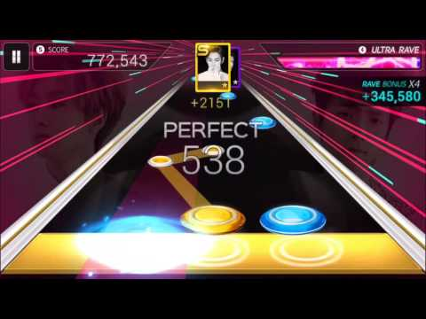 Super Junior-D&E / 촉이 와(Can You Feel It) [SuperStar SMtown] (full combo)