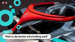 Deze veiligheidsbeugel redde het leven van F1-coureur Grosjean